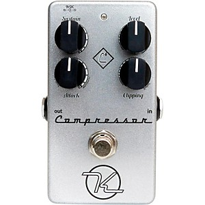 Keeley-4-Knob-Compressor-Guitar-Effects-Pedal-Standard