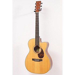 Martin-Certified-Wood-Series-OMCE-Mahogany-Acoustic-Electric-Guitar-886830992209