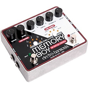 Electro-Harmonix-Deluxe-Memory-Boy-Delay-Guitar-Effects-Pedal-Standard