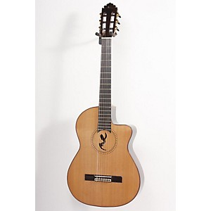 Manuel-Rodriguez-Model-B-Cutaway-Boca-M-R--Nylon-String-Acoustic-Electric-Guitar-886830745973