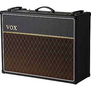 Vox-Custom-AC30C2-30W-2x12-Tube-Guitar-Combo-Amp-Black