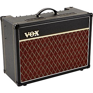 Vox-Custom-AC15C1-15W-1x12-Tube-Guitar-Combo-Amp-Black