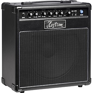 Kustom-KG112FX-20W-1x12-Guitar-Combo-Amp-with-Digital-Effects-Black