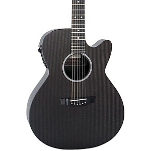 Rainsong-Hybrid-Series-H-WS1000N2-Deep-Body-Cutaway-Acoustic-Electric-Guitar-Black
