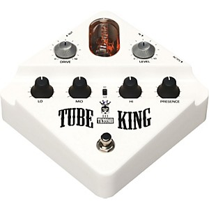 Ibanez-TK999OD-Tube-King-Overdrive-Guitar-Effects-Pedal-White