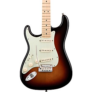 Fender-Left-Handed-American-Deluxe-Stratocaster-Electric-Guitar-3-Color-Sunburst-Maple-Neck