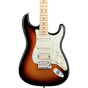 Fender-American-Deluxe-Stratocaster-HSS-Electric-Guitar-3-Color-Sunburst-Maple-Neck