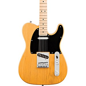 Fender-American-Deluxe-Telecaster-Ash-Electric-Guitar-Butterscotch-Blonde