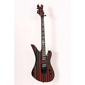 Schecter-Guitar-Research-Synyster-SYN-Custom-Limited-Electric-Guitar-Black-Red-888365150475