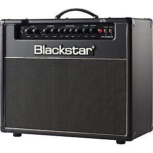 Blackstar-Venue-Series-HT-Club-40-40W-Tube-Guitar-Combo-Amp-Black