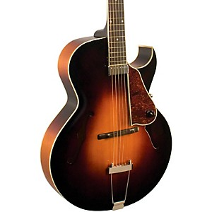 The-Loar-LH-350-Archtop-Cutaway-Hollowbody-Guitar-Sunburst