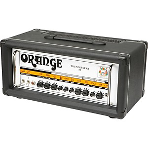 Orange-Amplifiers-Thunderverb-50-Series-TH50HTC-50W-Tube-Guitar-Amp-Head-Black