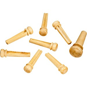 PLANET-WAVES-Boxwood-Bridge-End-Pin-Set-Boxwood