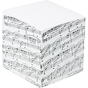 AIM-Sheet-Music-Memo-Cube-Standard