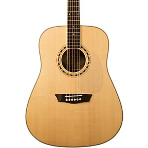 Washburn-WD-30S-Dreadnought-Acoustic-Guitar-Natural
