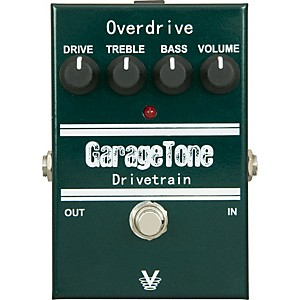 Visual-Sound-GarageTone-Series-Drivetrain-Overdrive-Guitar-Effects-Pedal-Standard