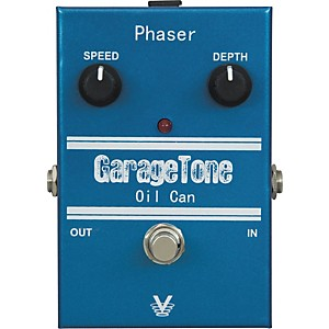 Visual-Sound-GarageTone-Series-Oil-Can-Phaser-Guitar-Effects-Pedal-Standard