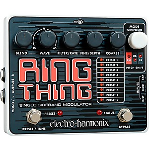 Electro-Harmonix-Ring-Thing-Modulator-Guitar-Effects-Pedal-Standard