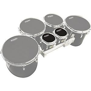 Evans-MX-Black-Tenor-Drumhead-6--Shot-3-Pack-Standard