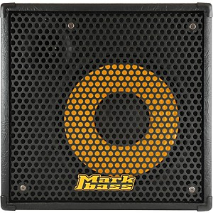 Markbass-Club-121-400W-1x12-Bass-Speaker-Cabinet-Black-8-Ohm