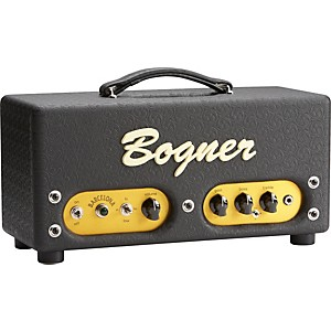 Bogner-Barcelona-40W-Tube-Guitar-Amp-Head-Comet-Black