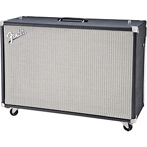 Fender-Super-Sonic-60-60W-2x12-Guitar-Speaker-Cabinet-Black-Straight
