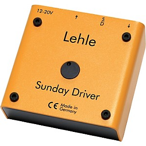 Lehle-Sunday-Driver-Guitar-Preamp-Standard