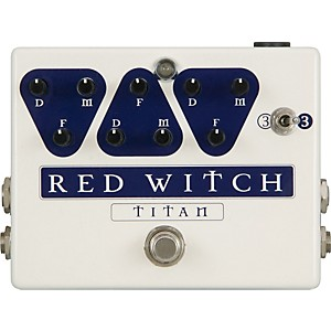 Red-Witch-Titan-Delay-Guitar-Effects-Pedal-Standard