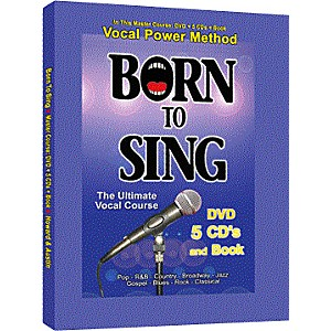 Born-to-Sing-Vocal-Master-Course--DVD---5-CD-s---Book--Standard