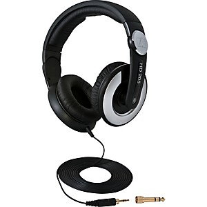 Sennheiser-HD205-II-Closed-Back-On-Ear-Studio-Headphones-Standard