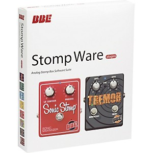 BBE-Stomp-Ware-Effects-Plug-Ins-Standard