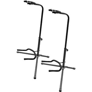 On-Stage-Stands-Tubular-Guitar-Stand-Pair-Standard