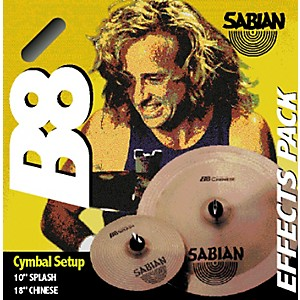 Sabian-B8-Effects-Pack-Standard