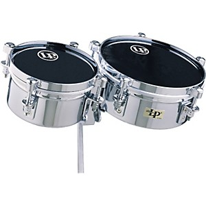 LP-LP845-K-Mini-Timbale-Set-with-Clamp-Standard