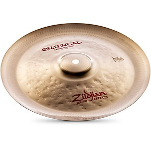 Zildjian-Oriental-China--Trash--Cymbal-12-Inches