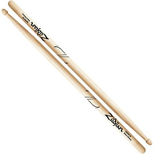 Zildjian-Natural-Super-Hickory-Drumsticks-5A-Wood