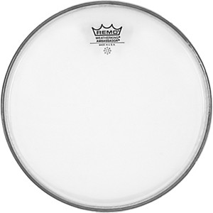 Remo-Weather-King-Clear-Ambassador-Head-10-Inches