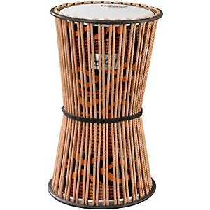 Remo-Talking-Drum-Fabric-African-Stripe
