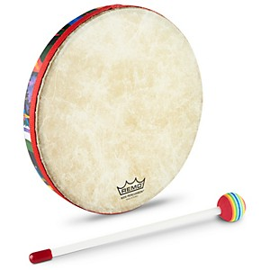 Remo-Kid-s-Percussion-Rain-Forest-Hand-Drums-10--x-1-