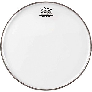 Remo-WeatherKing-Clear-Emperor-Batter-Drum-Head-10-Inches