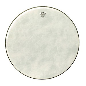 Remo-Powerstroke-3-Simulated-Calfskin-Fiberskyn-FA-Bass-Drumhead-18-Inches