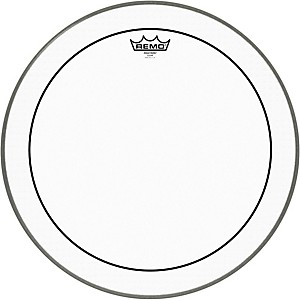 Remo-Pinstripe-Clear-Bass-Drum-Head-18-Inches