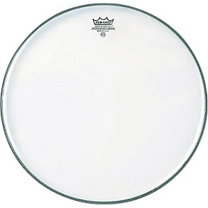Remo-Ambassador-Hazy-Snare-Side-Head-10-Inches