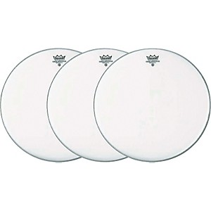 Remo-Ambassador-14---Coated-Snare-Head-3-Pack-Standard