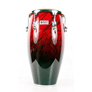 LP-Performer-Series-Conga-12-5-Inch-Tumba-Red-Fade-888365099125