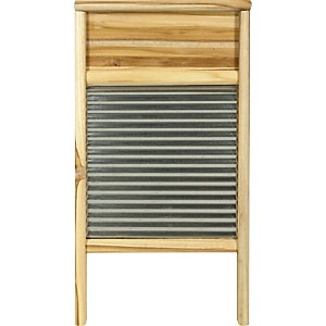 Columbus-Washboard-Stainless-Washboard-Teak-12-7-16x23-3-4-Inches