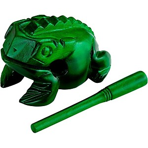 Nino-Frog-Guiro-Green-Large