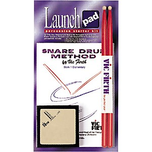 Vic-Firth-Launch-Pad-Kit-Standard