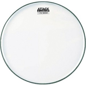 Attack-1-Ply-No-Overtone-Coated-Drumhead-22