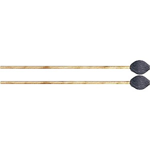 Innovative-Percussion-Field-Series-Gray-Yarn-Marimba-Mallets-Hard-Rattan-Handles